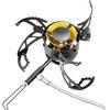 Optimus Tactical Polaris Optifuel retkikeitin , musta/kulta